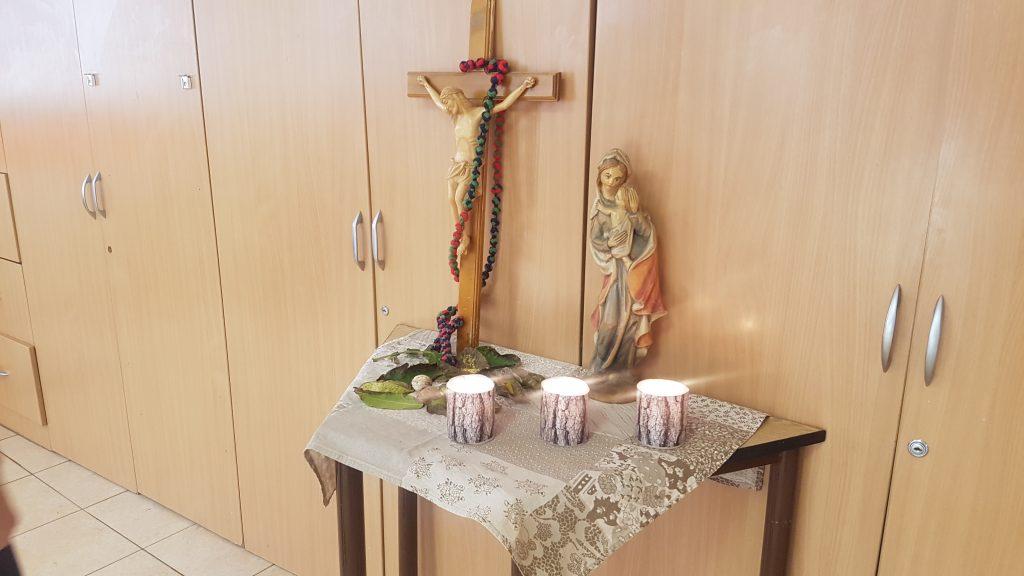 Mária litánia 1. alkalom